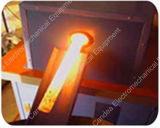 Industriële het Verwarmen van de Inductie IGBT Machine met de Oven van het Smeedstuk van de Staaf van het Staal