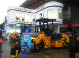 Pavimentando la maquinaria camino del tambor del doble de 9 toneladas que pavimenta la maquinaria (JM809H)