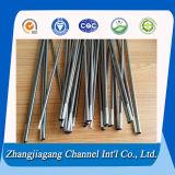 6061/6063 труб анодированных T5 алюминиевых/пробки