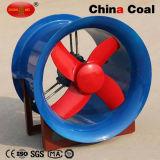 Ventilatore industriale del ventilatore di flusso assiale di estrazione mineraria portatile diritta libera della Cina