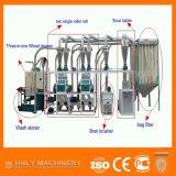 50t/D de volledige Vastgestelde Machine van het Malen van het Tarwemeel