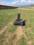 Train d'atterrissage en caoutchouc de piste de chenille de /All-Terrain de châssis de piste de mini excavatrice (K03SP8MCAT9)