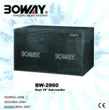 Spreker (bw-2860) AudioSonido Caja Del Bajo