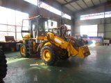 Telescopic Handler를 가진 소형 Wheel Loader