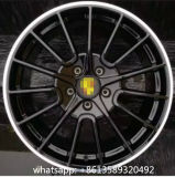 O carro de alumínio da réplica orlara a roda da liga para Porsche