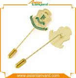 Divisa del metal de la insignia del diseño del cliente