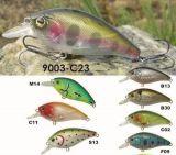 Palans de pêche d'amorce de manivelle de pente de qualité pêchant l'attrait