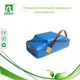Het navulbare 36V 4ah Pak van de Batterij voor Slimme Zelf In evenwicht brengende Autoped