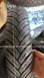 La motocicleta pone un neumático 100/90-17 100/90-18 110/80-17 120/80-17