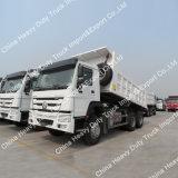 Sinotruk HOWO Papular 6X4 290HP 35ton 팁 주는 사람 트럭 쓰레기꾼 트럭