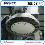 Centro de máquina grande vertical Vmc850L da trituração do CNC do baixo custo de 4 linhas centrais