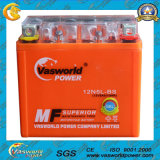 Batterie pour moto 100% Gel Hot Sale Market 12V 5ah Gel Motorcycle Battery