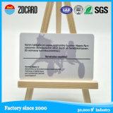 Относящая к окружающей среде карточка VIP пластмассы Eco содружественная