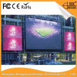 La mejor visualización de LED a todo color P4 de la publicidad al aire libre del precio de la mejor calidad