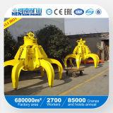für Stahlschrott-elektrische hydraulische Zupacken-Wanne