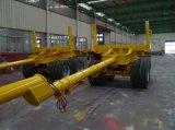Тимберс транспортируя Semi трейлер