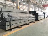 Tubo de acero/tubos cuadrados/cuadrado galvanizado/negro de la sección hueco del recocido del acero