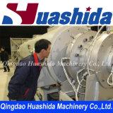 Линия продукции линия трубы HDPE термально изолируя штрангя-прессовани трубы куртки (855-1380mm)