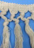 DIYのための高品質の綿のふさのレースのフリンジ