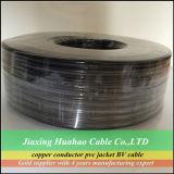 Черный ПВХ / NBR Оболочка Медный проводник 16mm2 25mm2 35mm2 50mm2 70mm2 95mm2 120mm2 сварочный кабель