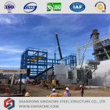 Construction industrielle de structure élevée préfabriquée en métal