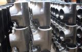 Het de Naadloze Duplex van het Lassen van het uiteinde/T-stuk van de Montage van de Pijp van het Roestvrij staal