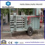 De hydraulische Verwijderbare Pers van het Stro voor Elektrische centrale