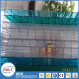 Easy Clean Bathroom Roofing Anti Noise Shield Painel de policarbonato antiestático