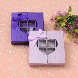 SGS에 의하여 감사한 공급자는 우수 품질 결혼식 상자를 네모로 했다