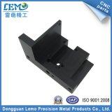 CNC van het Aluminium van de precisie het Zwarte Geanodiseerde Deel van Machines (lm-1064A)