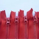 Chiusura lampo di plastica per l'indumento, i sacchetti, la tessile ed i pattini 3# 5# 8#