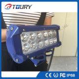 barra chiara del lavoro di azionamento del CREE LED di 12V 24V 36W per il rimorchio della jeep del camion