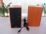 Houten Mini USB Speaker voor Computers of Gifts (M010)