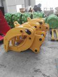 A máquina escavadora de Xuzhou Shenfu mecânica luta