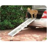 Rampe en aluminium se pliante d'aluminium de rampe d'animal familier