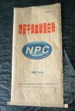 Bolsa de papel a prueba de humedad reciclable de Kraft PP laminada para el polvo del albumen