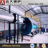 1 - 20 olio industriale di pressione della barra di tonnellata/ora 13 o caldaia a vapore a gas