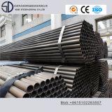 Труба углерода Ss400 Ss330 холоднопрокатная S235jo круглая стальная