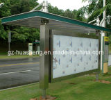 Bus Shelter per Outdoor Equipment (HS-BS-B002)