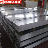 Tôle de toit ondulé galvanisé Camel Steel