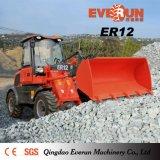 1.2 Tonne Everun Schnee-Abbau-Geräten-kleine Rad-Ladevorrichtung