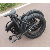 bici di 48V/36V E che piega la bici elettrica della gomma grassa della bici di E