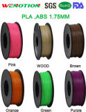 elevada precisão de 3.00mm 3D Printer Filament ABS