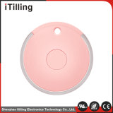 Розовые отслежыватель Bluetooth 4.0 Handheld миниый GPS для сумки