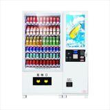 Торговый автомат экрана касания для пить и сбывания заедок