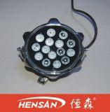 Lumière sous-marine de piscine de LED