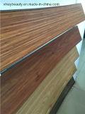Verrouiller le matériau de vinyle de PVC de conformité d'UE d'étage