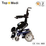 Topmedi a handicapé le fauteuil roulant comique de levage électrique de pouvoir