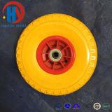3.00-4 PU 거품은 바퀴 무덤 또는 손 트롤리 타이어를 선회한다