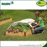 Serre chaude végétale non tissée de tunnel de couverture de jardin de fibre d'Onlylife
